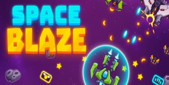 Space Blaze Free Online Games Bgames Com