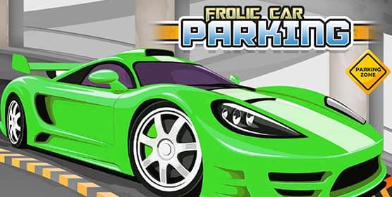 Frolic Car Parking Free Online Games Bgames Com