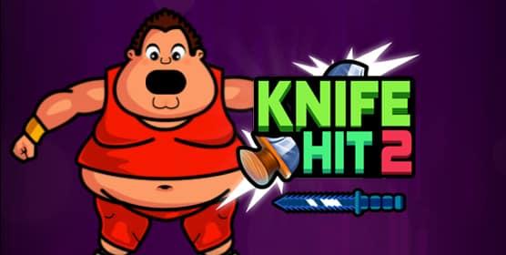 Knife Hit 2 Free Online Games Bgames Com