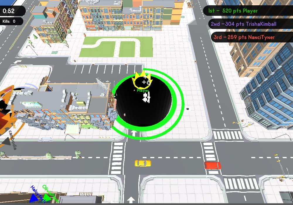 screenshot walkthrough