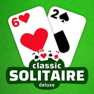 Classic Solitaire Deluxe Free Online Games Bgames Com