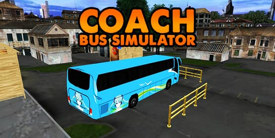 Coach Bus Simulator Free Online Games Bgames Com