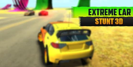 Extreme Car Stunts 3d Free Online Games Bgames Com