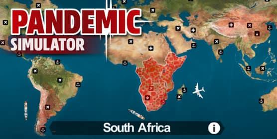 Pandemic Simulator Free Online Games Bgames Com