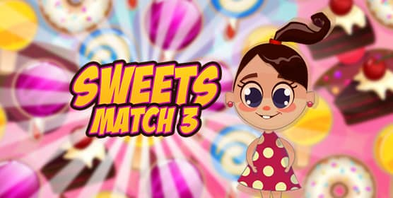 Sweets Match 3 Free Online Games Bgames Com