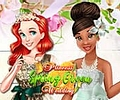 Tiana Spring Green Wedding