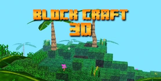 Block Craft 3d Free Online Games Bgames Com