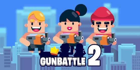 Gun Battle 2 Free Online Games Bgames Com
