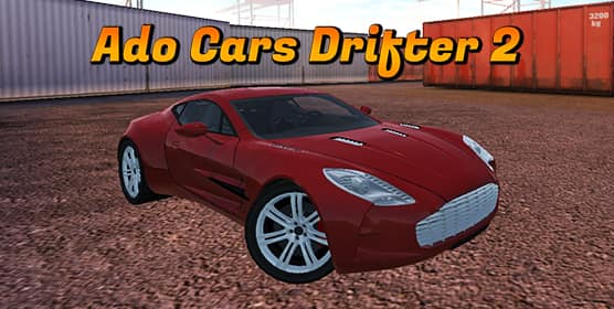 Ado Cars Drifter 2 Free Online Games Bgames Com