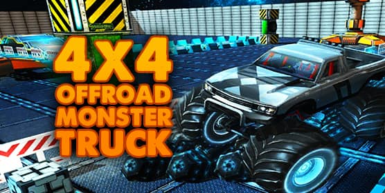 4x4 Offroad Monster Trucks Free Online Games Bgames Com