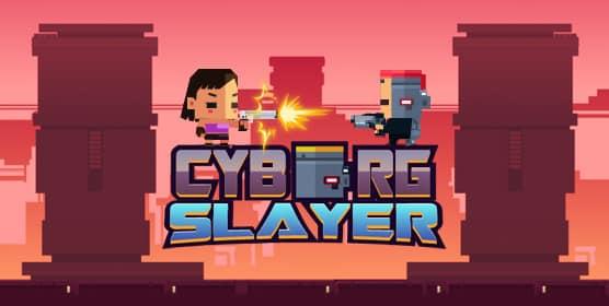 Cyborg Slayer Free Online Games Bgames Com