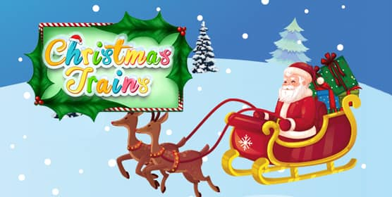 Christmas Trains Free Online Games Bgames Com
